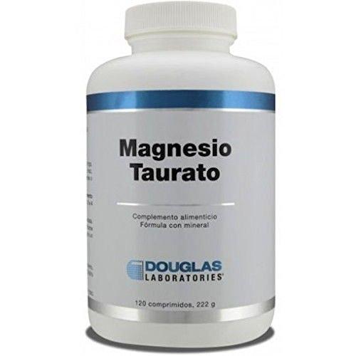 Taurato De Magnesio 60 Comprimidos de Douglas Laboratories: Amazon.es: Salud y cuidado personal