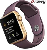Rewy A1 Bluetooth 4G Touch Screen Smart Watch Phone with Camera, SIM Card, SD Card Slot Compatible with All Android and iOS Devices {Assorted Colour}