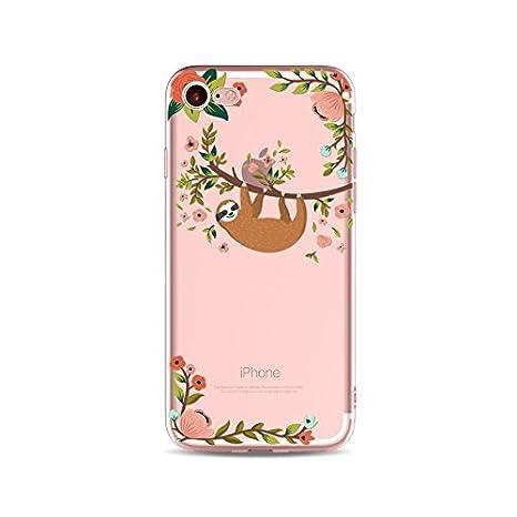 Amazon.com: Blingys Animal Design - Carcasa para iPhone 8 ...