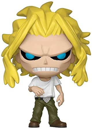 Funko POP! ANIMATION: My Hero Academia - All Might (Weakened) 32127
