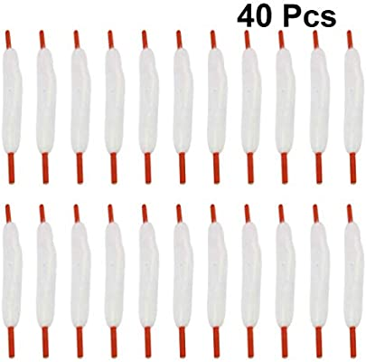 HEALLILY 40 Piezas de Algodón Orgánico Estilo de Cordón Orgánico ...