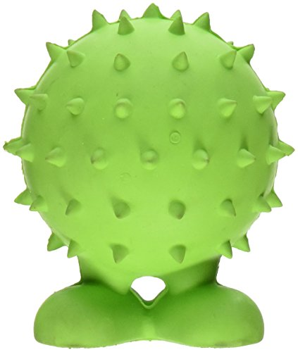Petmate JW Spiky Cuz Assistant Toy, Small, Multicolor