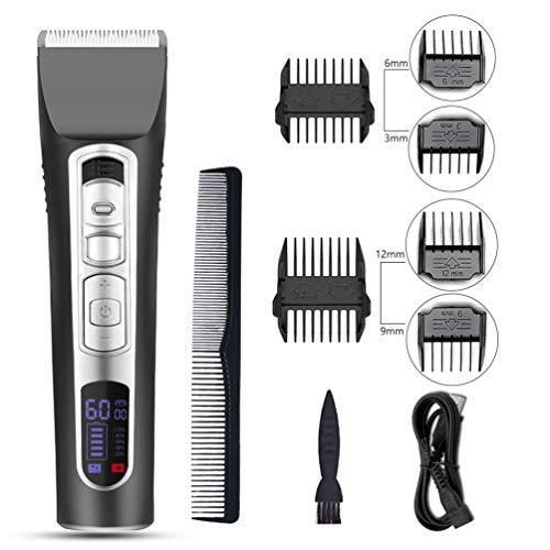 🥇 Cortadoras de cabello inalámbricas para hombres profesionales
