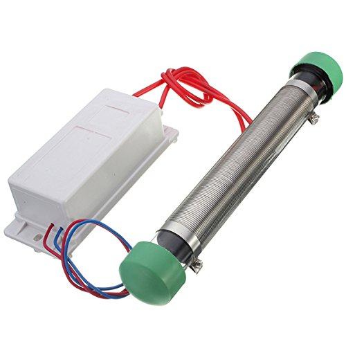 AC 7.5g Ozone Generator Ozone Tube 7.5g/hr for DIY Plant Air Purifier