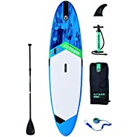 """Aztron Mercury 10'10"""" x 32"""" x 6"""" Allround Inflatable SUP Stand Up Paddleboard"""