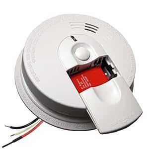 Kidde i4618 Firex Hardwire Ionization Smoke Detector with Battery Backup
