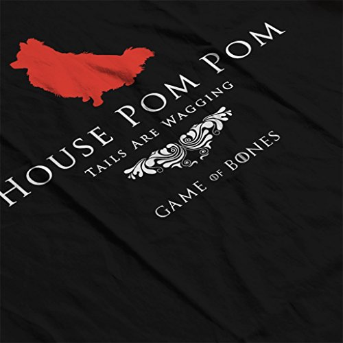 Of Pom Sweatshirt Game Hooded Inspired House Women's Thrones fOE6nW7