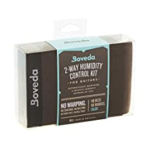 Boveda 49% RH Two-Way Humidity Control for Guitars and Wood Instruments - Starter Kit