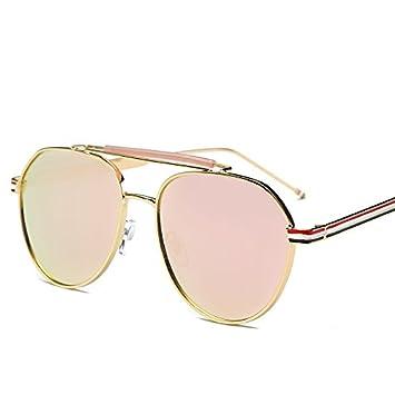 Große Sonnenbrillen Damen Sonnenbrillen, modische Kröte Spiegel