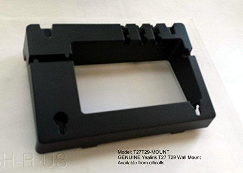 Yealink T27T29-MOUNT Wall Mount Bracket for T27 T27P T29 T29P Phones