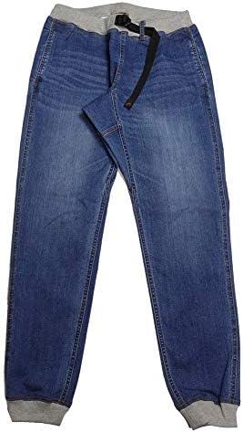 ROKXロックス エムジー デニム ウッド パンツ MG DENIM WOOD PANT ロングパンツ リブパンツ RXMS191023