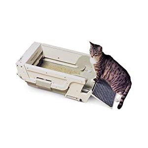 Littermaid LM980 Mega Self-Cleaning Litter Box Review