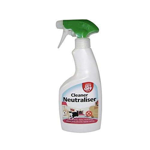 Neutraliseur d'odeur d'urine Get Off Cleaner NEUTRALISER spray 500 ml GO608603