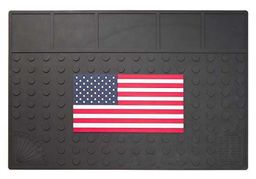 OddHopper Workbench Mat - Flat American Flag ...