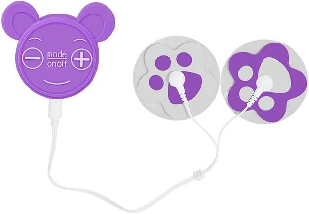 Careboo Menstrual Pain Relief, Zero Side-Effect for Menstrual Pain, Menstrual Nursing Instrument, Purple
