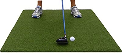 Premium Par 5'X5' Golf Hitting Mat