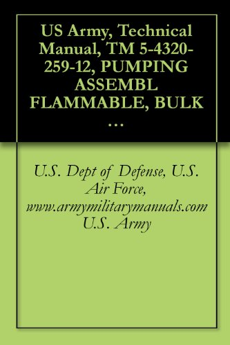 US Army, Technical Manual, TM 5-4320-259-12, PUMPING ASSEMBL FLAMMABLE, BULK TRANSFER, LIGHTWEIGHT, CENTRIFUGAL, 100 GPM MIN GASOLINE ENGINE DRIVEN, (BARNES ... US6AGC), military manauals, special forces