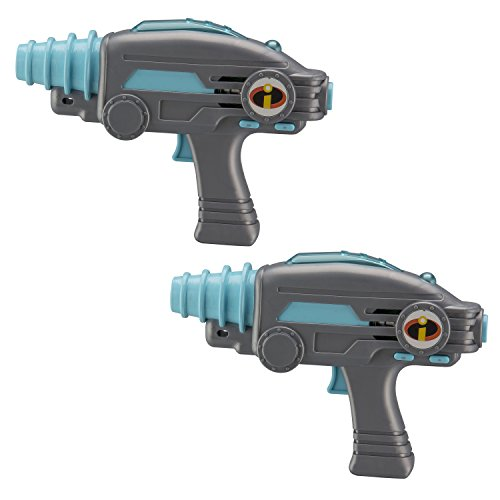 2 Blasters - Incredibles 2 Laser-Tag for Kids Infared Lazer-Tag Blasters Lights Up & Vibrates When Hit