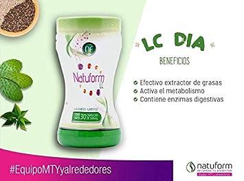 Amazon.com: Inhibidora de apetito LC 30cap: Health ...