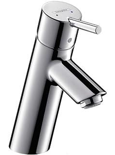 Hansgrohe 32040001 Talis S Single Hole Lavatory Faucet, Chrome
