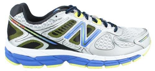 New Balance Zapatillas M860Sb4 B Plata / Azul EU 44