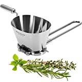 Westmark Germany Easy to Use Hand Held Herb Mill Perfect for Dressings