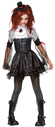 Modern Vampire Girl Costumes - Costume Culture Little Girl's Edgy Vamp