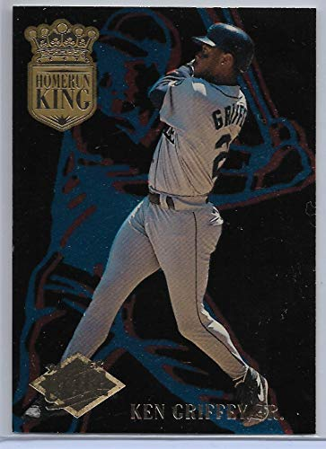 1994 Fleer Ultra Baseball Ken Griffey Jr. Homerun King Insert Card # 2 of 12 ()