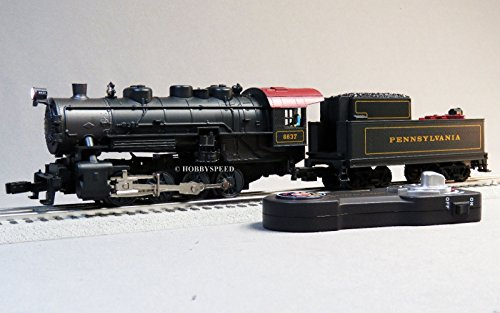 Pennsylvania Flyer Train Set (LIONEL PRR FLYER LIONCHIEF BLUETOOTH STEAM ENGINE & TENDER O GAUGE)