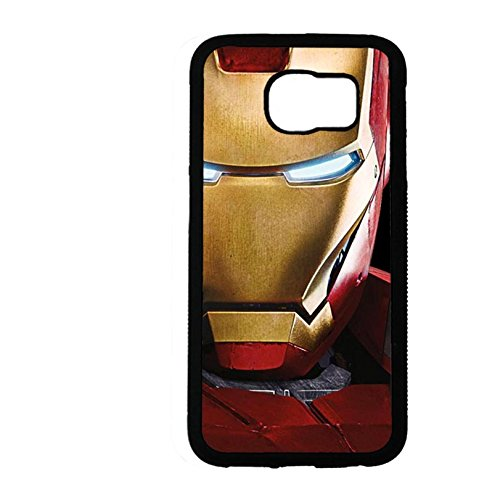 Fashion Multi-Colored Iron Man Phone hülle Handyhülle Protective Phone Cover for Samsung Galaxy S6,Telefonkasten SchutzHülle
