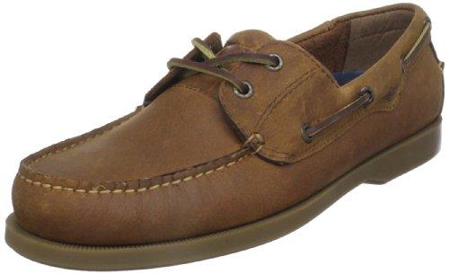Dockers Men's Castaway Boat Shoe,Tan,10.5 W US