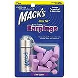 Protetor Auricular Mack's Slimfit 29db 7 Pares + Case