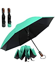 Hailstorm Travel Umbrella. A Compact Umbrella with UV Protection