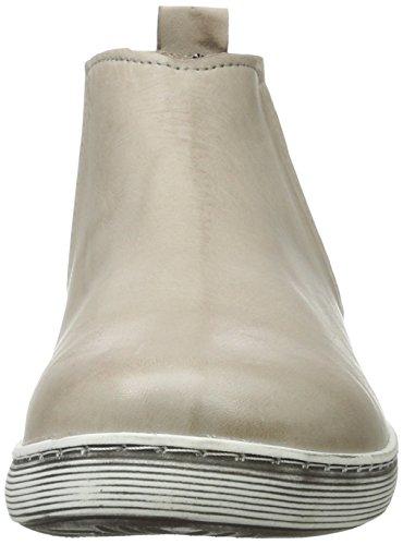 Andrea Conti 0344537 - Botines Mujer Grau (Silbergrau)