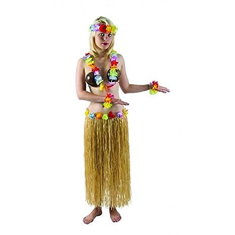 Hawaïenne Jouets Femme Déguisement Jupe 80cmJeux Et 8wOmNyvn0