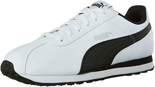 Puma - Herren Turin Schuhe Puma Bianco / Puma Nero