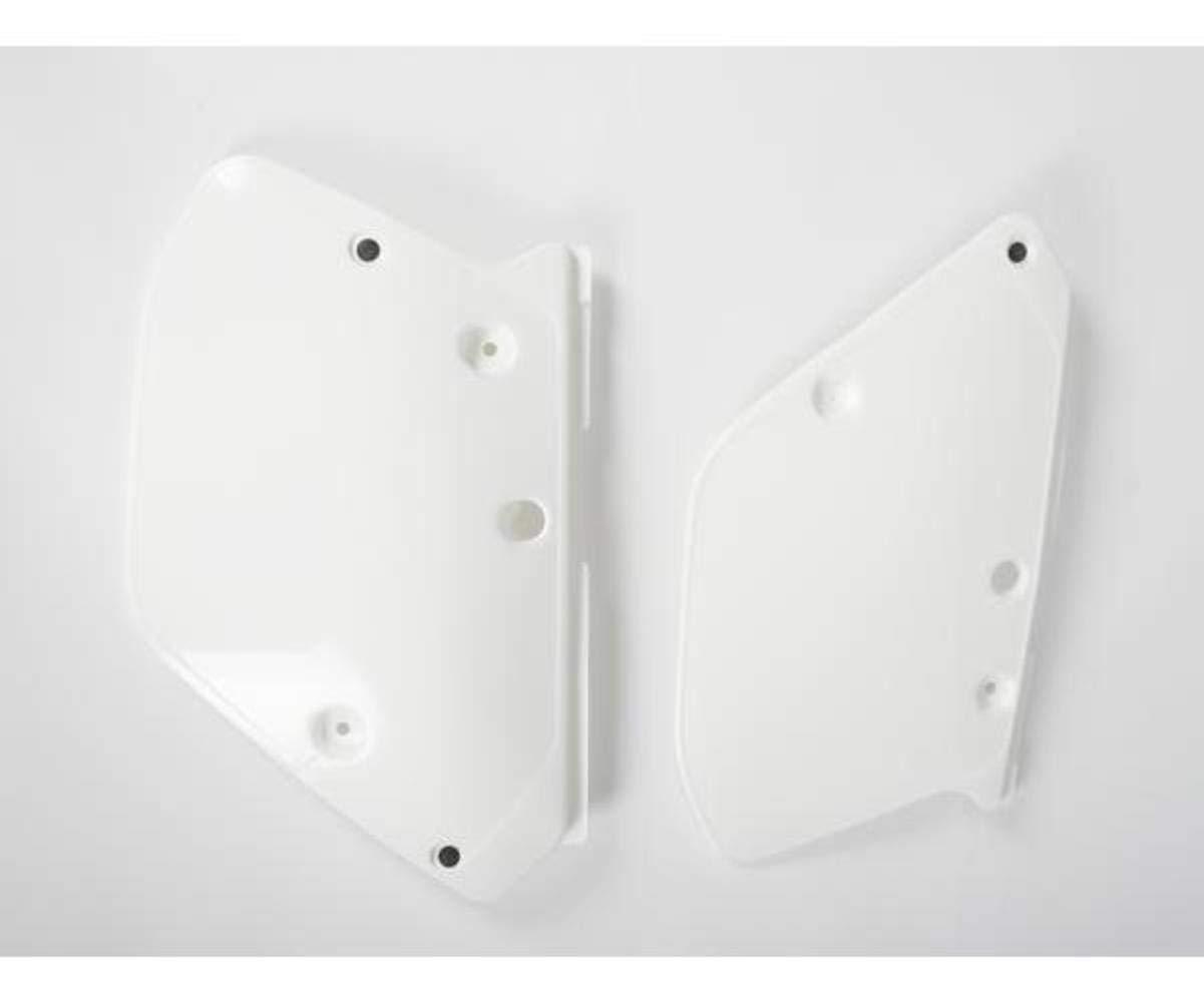 UFO YA02814045 Replacement Plastic for Yamaha SD CVR YZ125//250 89-90 White