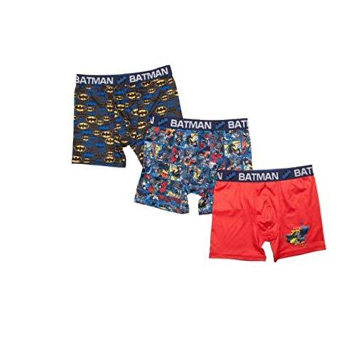 DC Comics Batman Action Underwear 3 Pack Boxer Briefs - ()