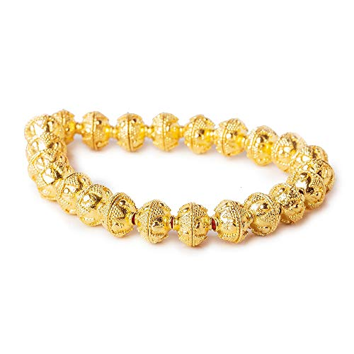 Bali Gold Plated - 9
