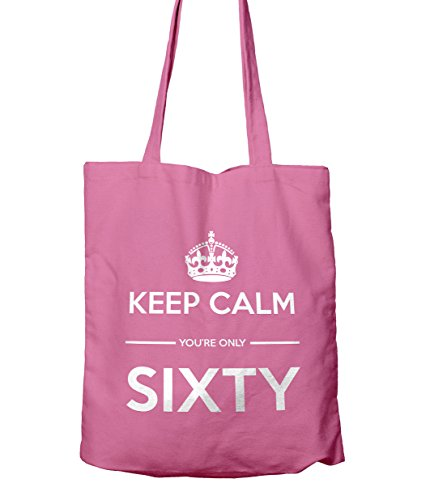 Keep Shopping Tote You're Pink Gift 60 Only Calm Bag True Tr4YqST