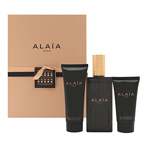 Alaia By For Women Eau De Parfum Spray 3 4 Oz   Body Lotion 2 5 Oz   Shower Gel 1 7 Oz