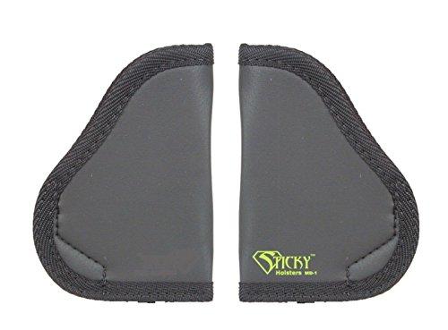 Sticky Holsters Black Pocket IWB Concealment Holster for Kel-Tec P11 (9mm) - MD-1 (Kel Tec P11 9mm Pistol For Sale)