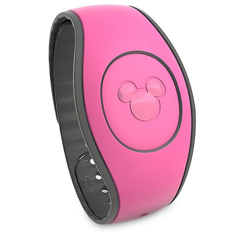 MagicBand 2.0 - Link It Later Magic Band (Pink)