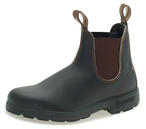 Blundstone 500 Classic Chelsea Boots Leder Braun Gr. 45 (UK 10.5)