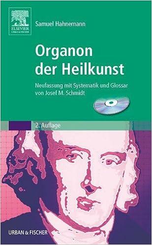 organon der heilkunst medicine