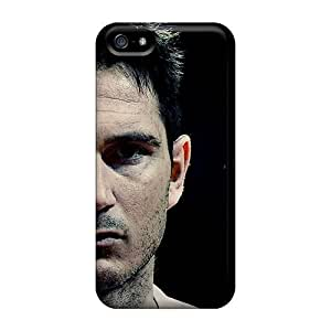 Top Quality Protection The Best Player Of Chelsea Frank Lampard Closeup Case Cover For Iphone 5/5s by icecream design