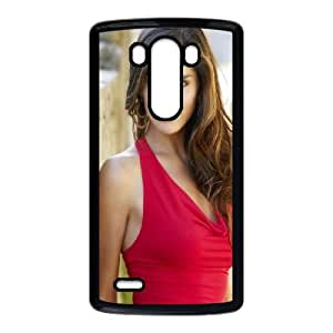 LG G3 Cell Phone Case Black Anahi Gonzales Guaou