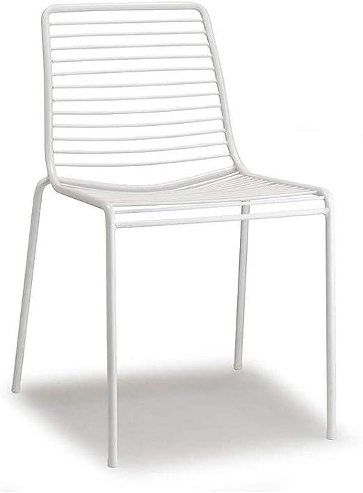 Scab Set 2 Design Summer Silla Blanca: Amazon.es: Hogar