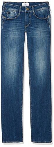 Cerises Blu 3001 Le Donna Straight Jeans blue Temps Des ZqYxET
