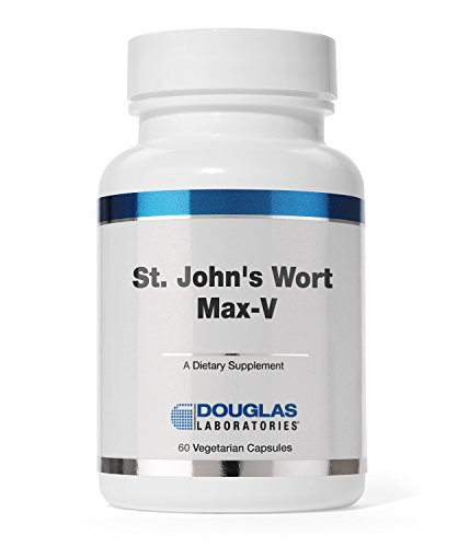 - Douglas Laboratories - St. John's Wort Max-V - Standardized Extract to Support Mental and Emotional Health* - 60 Capsules
